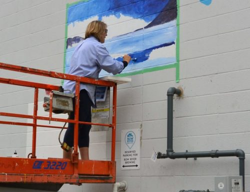 Windows on the Bow – Our Mural